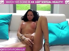 VR Bangers - 3 Crazy Hot Girls Striptease and Masturbate around you
