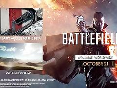 Battlefield 1 piekabi cum 1 min