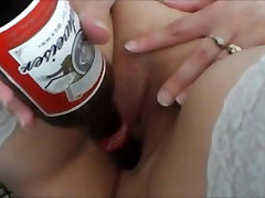 Bottle Fun - more on FETISH-WEBCAM.com