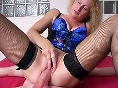 Slut wife Cathy takes DP and creampie