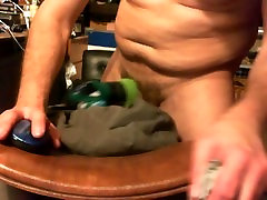 homemade vibrate brother toy