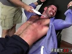 Gay twink feet cum www.feet33.com first time Billy Santoro Ticked