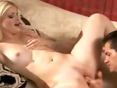 Charlotte Stokely may look like an angel, with her 18 can she take it white flesh and