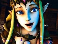 Zelda Fucked HMV The Legend of Zelda