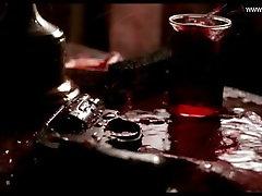 Lisa Bonet-증기 성 현장,토플 리스-천사의 심1987