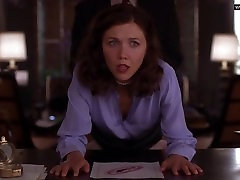 Maggie Gyllenhaal - Full Frontal Nudity - Secretary 2002