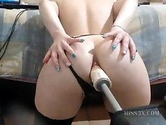 Fuck mashine anal sex