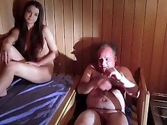 Hämmastav, Ilus Teen on Kuradi 3 jipi xxx vidoes Mees Saunas