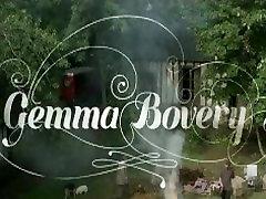 Gemma Arterton - sex gym trainer Scene, Topless & Lingerie - Gemma Bovery 2014