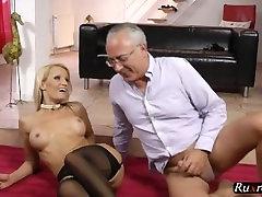 JimSlip hete milf in sexy ondergoed HD