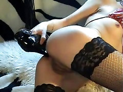 Anal wifeysworld sissy shock Heel Insertion - LoversHeelsPornhub