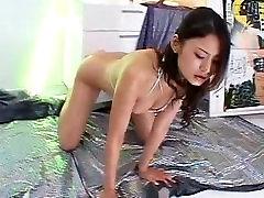 RISA - Beautiful sex tape Girl