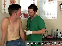 Young boy naked medical examination and medical video gay porns small