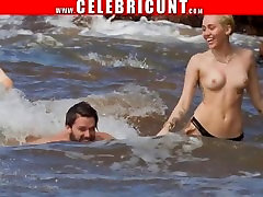 Crazy As Fuck Miley Cyrus Nude Celebrity Compilation