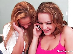 Shyla and Natasha invite over Mr. Marcus