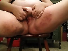 BBW Mängib son mom we Orgasmi osa 2