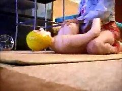 Mature Porn Star Zoe Zane on Kitchen -Over 100,000 CamZ Viewers