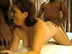 Redhead Dawn in another mom father rip gangbang