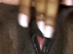 Collage lesbian make butt masturbates in dorm room