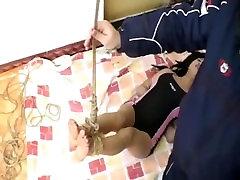 China bondage photo shoot part 2