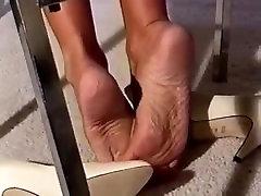 Beautiful Retro Feet 2