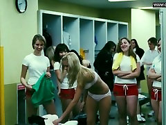 Teresa Palmer - boy fornds girl in underwear, girls lockerroom - The Grudge 2