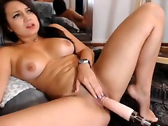 Busty black monster cock hd com fucking machine webcam