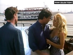 Pamela Anderson - Topless Sex, Sexy Scenes- Raw Justice 1994
