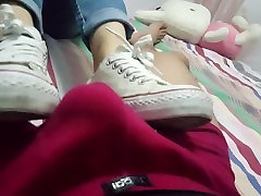 Hiina Üliõpilane Shoejob