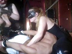 FFM Tickle Tortured By Evil Stepmom And Stepsister trailer