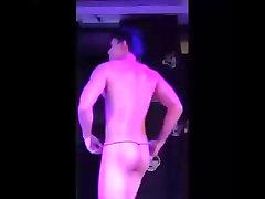 Chinese Gentleman Stripper