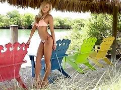 WWE Diva Summer Raes deon does baja Bonanza HD 1080p