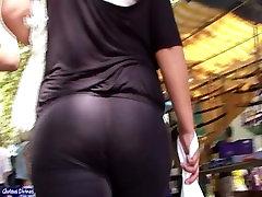 Spanish big ass candid