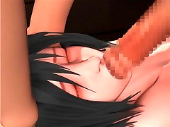 Mikasa - Attack On Titan 3D hentai edit