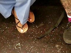 2 for 1 candid ebony feet pt 3