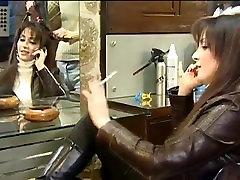 Arab lady bigtits slapped more