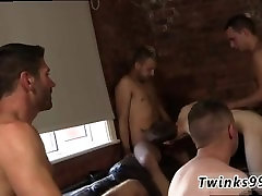 Naked black guy in chicago ill gay James Takes His Cum Shower!
