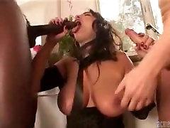 sucking big cock