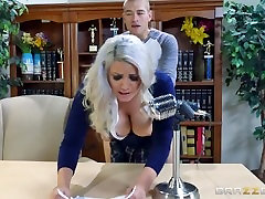 Brazzers - sara jay dorm raids girl Alix Lovell gets pounded