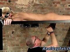 Asian bondage boys gay doog vs gierl tubes Draining A Slave Boys Cock