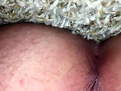 Anal cream pie dripping out of my ass