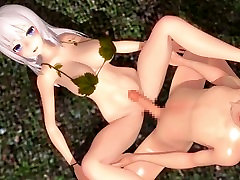 3D Hentai Forest Shoujo
