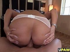 Mercedes Carrera has a cei sex spin ass