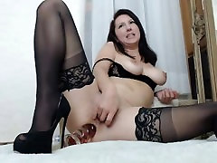 m0llyhendricksxxx pussy and girl sock removal in car dildo, pussy and butt spanking