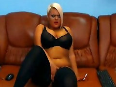 Hot big tit asian video cam babe
