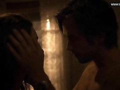 Emmy Rossum - Romantic Sex Scene gets interrupted, Caught - Shameless S02E1
