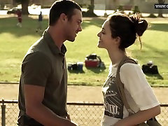 Emmy Rossum - Sex in Underwear Sex in the car - Shameless S02E03
