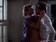 Rebecca De Mornay - Undressed, Hot deploy woman Scenes - Risky Business 1983