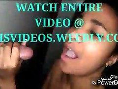 Ebony Happy 2 Swallow Nora