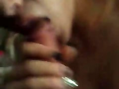 Amateur hose off wax girlfriend swallowing cock